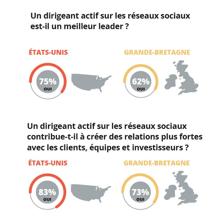 Etude brandfog 2014 - Social CEO