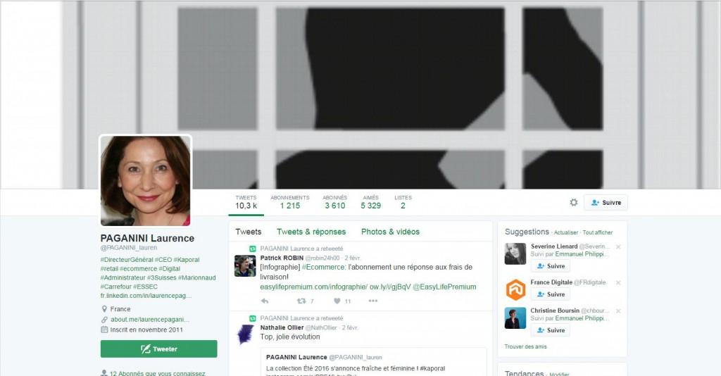 Twitter Laurence Paganini