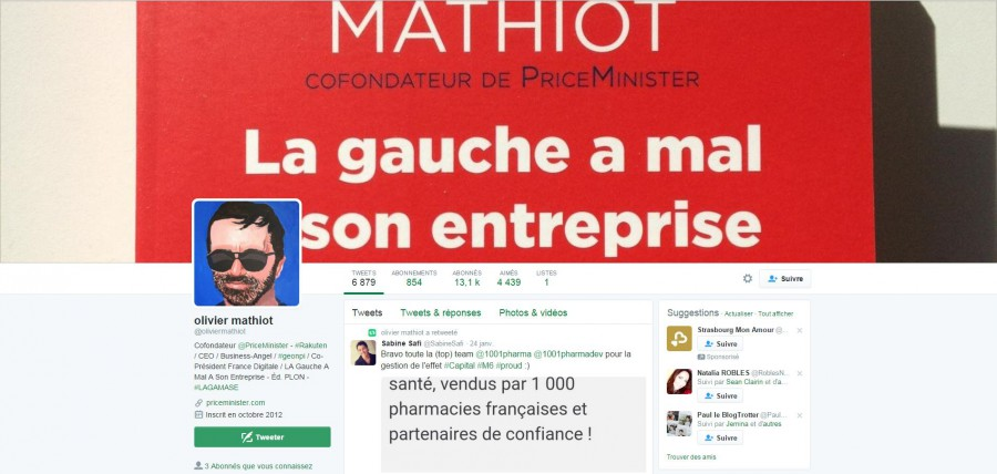 Les tops : Olivier Mathiot